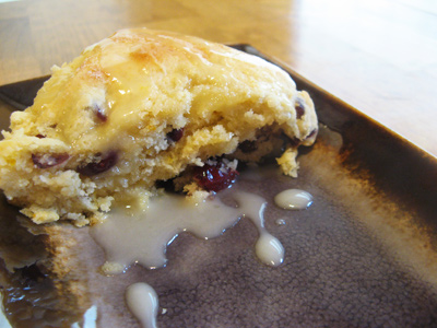 Cranberry Orange Scones-14