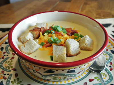 Cheddar-Cheese-Soup-10