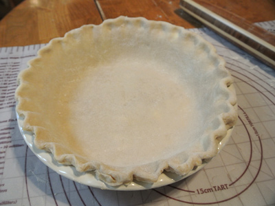 how to cook a frozen caramel apple pie