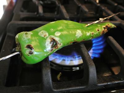 Roasting-Green-Chile-2