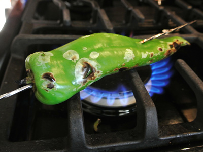 Roasting-Green-Chile-2
