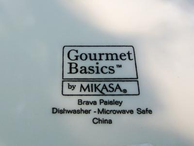 Mikasa-Plate