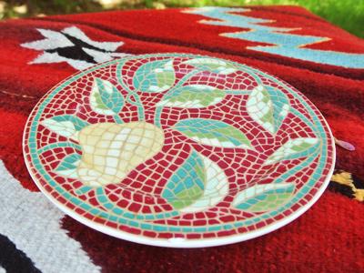 Pier-1-Mosaic Plate