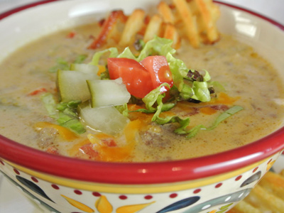 Cheeseburger-Soup-with-Green-Chile-14