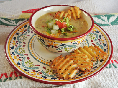 Cheeseburger-Soup-with-Green-Chile-15