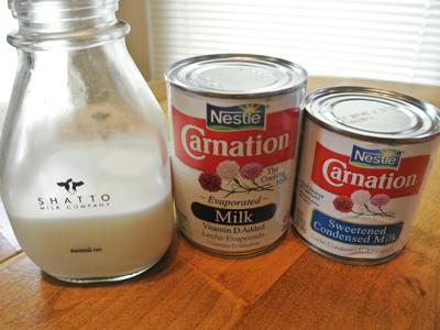 Three-Milks