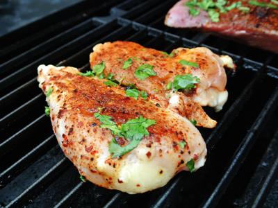 how to cook chicken steak